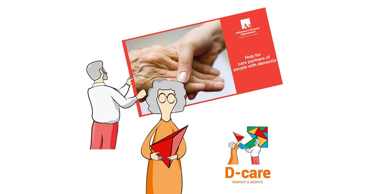DCARE caregivers instructions feautured image